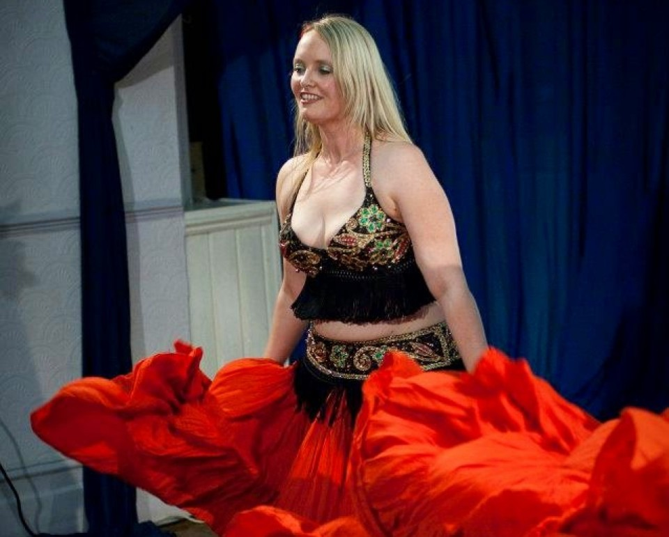 Belly Dance Costumes | stay fit with belly dancing